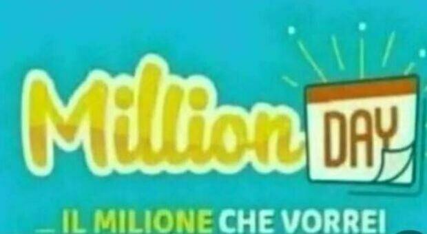 Million Day, i biglietti vincenti di oggi 19 agosto 2021: estrazione alle 19