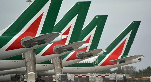 Alitalia, 75 aerei e 7.000 dipendenti: pronto il piano industriale per Ita