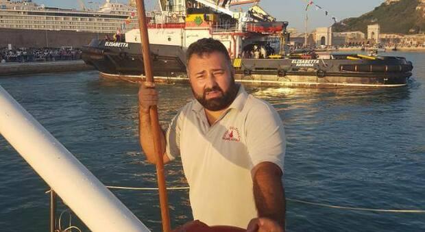 Il consigliere Diego Urbisaglia
