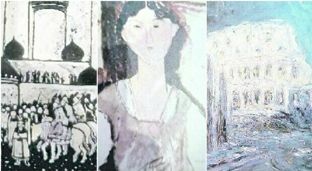 Da Guttuso a Monet, passando per De Chirico, il grande sacco nelle sedi Rai: «Rubate 120 opere d'arte»