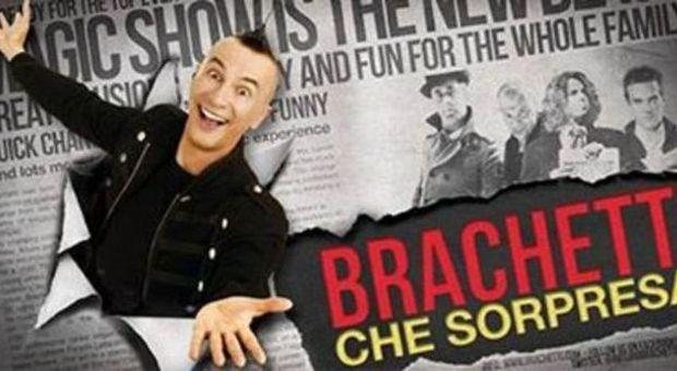 Brachetti è pronto a sorprendere tutti