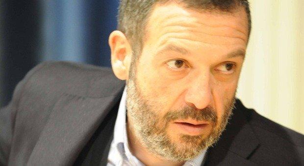 Lorenzo Sospiri, presidente del consiglio regionale dell'Abruzzo