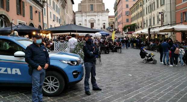 Nel weekend controlli rafforzati in piazza del Papa