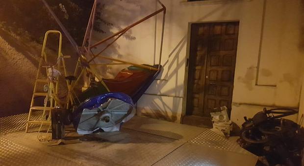 Sardegna, si ribalta giostra nel luna-park di Pula: feriti dieci bambini
