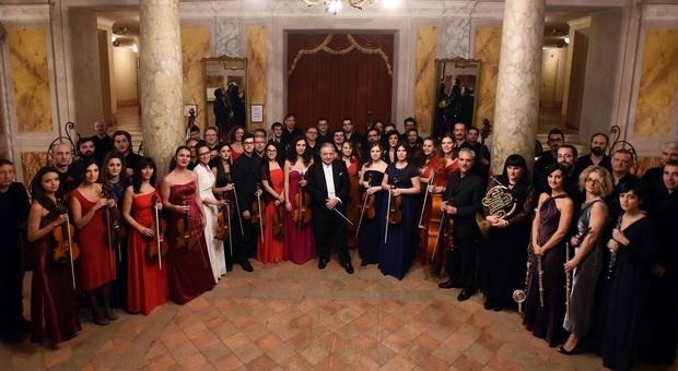 Una passata edizione del Premio Tiberini