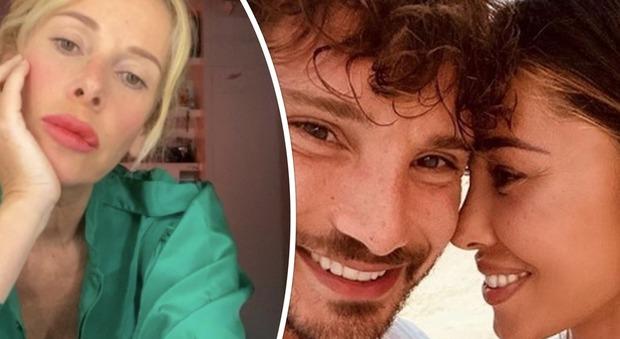 Alessia Marcuzzi rompe il silenzio su Belen Rodriguez e Stefano De Martino