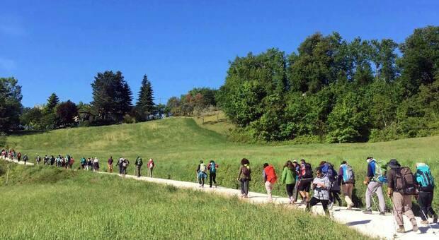 Una escursione sui Monti Sibillini