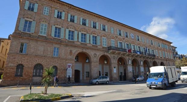 Palazzo Sforza, sede del Comune