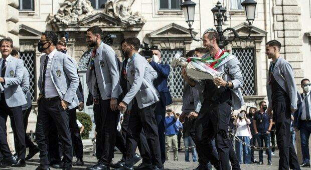 Mattarella, il discorso integrale: «Grazie, grazie a Mancini». Cosa ha detto agli azzurri