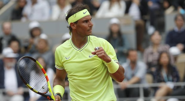 Nadal re del Roland Garros battuto Thiem in quattro set
