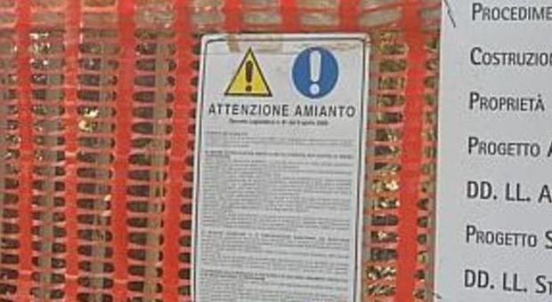Ascoli, scatta l'allarme amianto negli uffici di Palazzo San Filippo