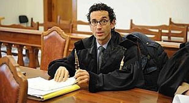 L'avvocato di Fermo Igor Giostra