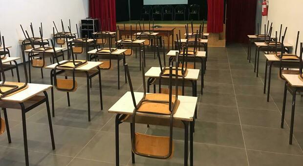 Non solo in zona rossa, scuole a rischio chiusura nelle Marche da sabato. Lo prevede il nuovo Dpcm, ecco perché
