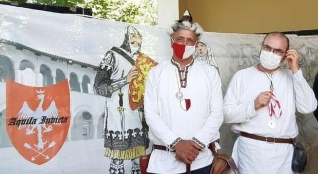 Ventura Sancto Elpidio: una pioggia di medaglie per gli arcieri storici