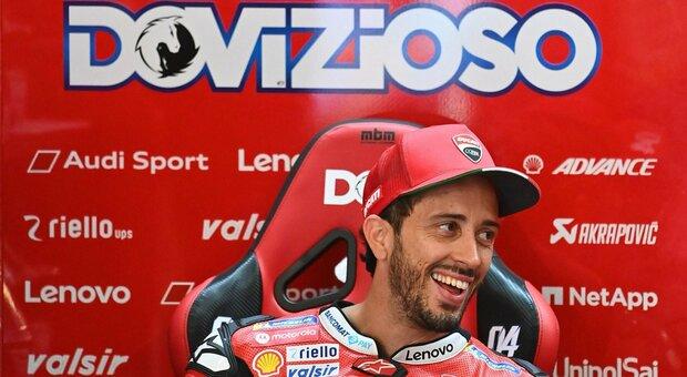 MotoGp, Dovizioso lascia la Ducati: l'addio a fine stagione