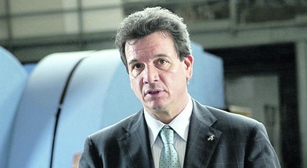 William Graziosi, ex ad della Fondazione Pergolesi-Spontini