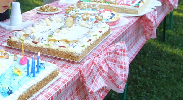 Una festa di compleanno