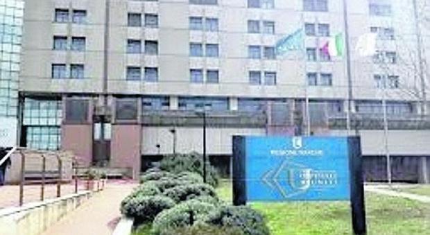 L'ospedale regionale di Torrette