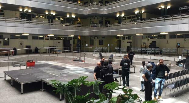 Il tribunale di Ancona