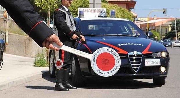 Grottazzolina: carrozzeria nel mirino I ladri si portano via 2 auto e un furgone