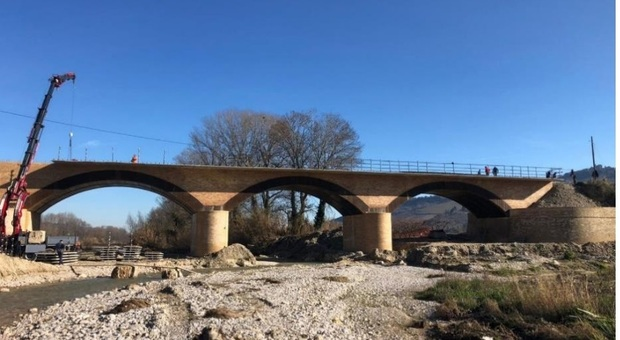 Il ponte di Rubbianello