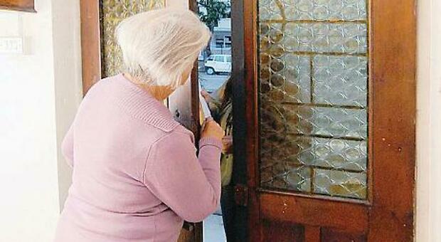 Ancora una truffa ai danni di un'anziana