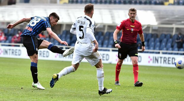 Atalanta-Juventus 1-0: decide Malinovsky da fuori area