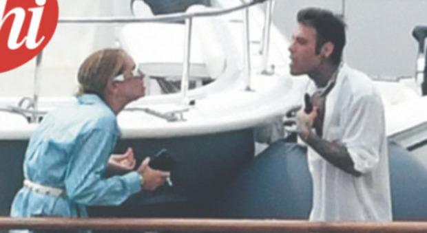 Chiara Ferragni e Fedez, litigio in barca davanti a tutti: cosa è successo sullo yacht extra-lusso?