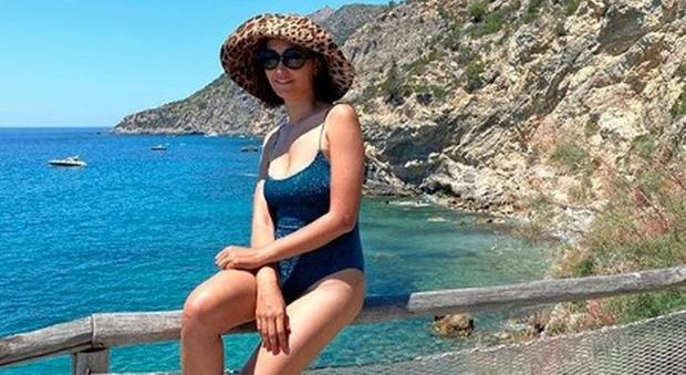 Caterina Balivo, paura in vacanza all'Argentario. Il marito Guido Brera urla terrorizzato: «Dov'è?»