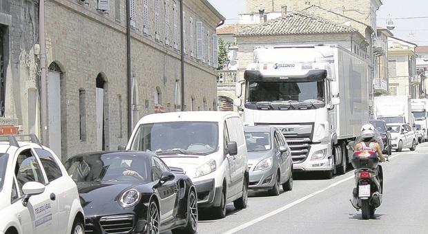 Fermo, emergenza autostrada a14: va in tilt anche la Statale Adriatica