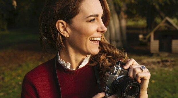Kate Middleton, al top delle vendite il suo libro fotografico sul Regno Unito in lockdown