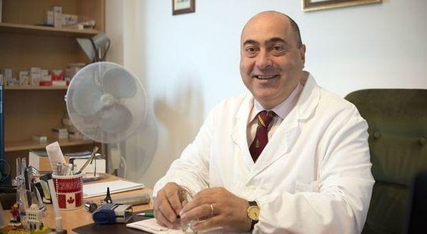 Scleroterapia di vene delle estremità più basse in Belgorod