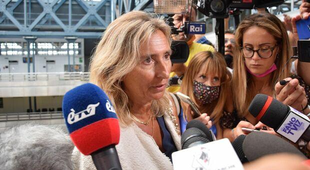 Monica Garulli, capo della procura della Repubblica di Ancona