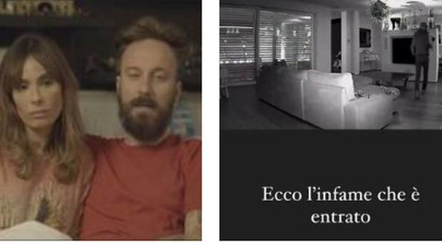 Francesco Facchinetti, ladri in casa: il furto in diretta tv. «Io armato, se minacci la mia vita ti faccio fuori»