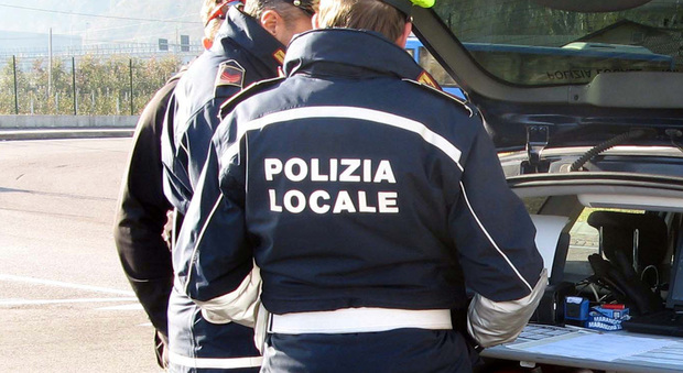 Sul posto anche la polizia municipale