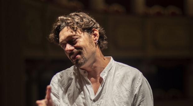 Stefano Tosoni, attore, autore e produttore
