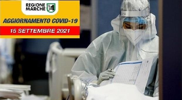 Covid nelle Marche, i nuovi positivi oggi 15 settembre 2021 sono 173. Tre province a maggiore rischio virus, ecco quali