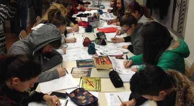 Ascoli, videoclip degli studenti del liceo artistico contro il degrado