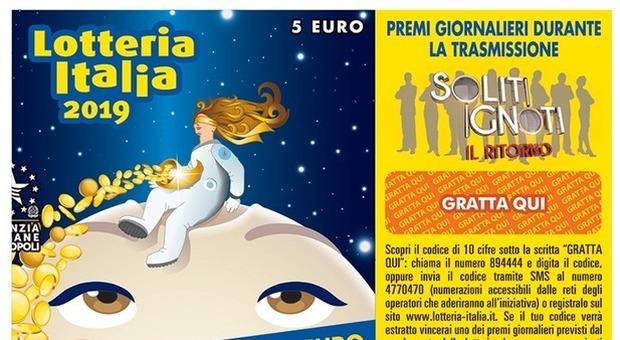 Ecco tutti i biglietti da 20mila euro della Lotteria Italia. Quattro quelli vincenti nelle Marche