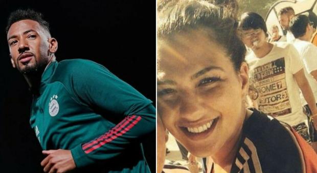 Jerome Boateng condannato per lesioni a danno della sua ex Sherin Senler: pena da 1.8 milioni di euro