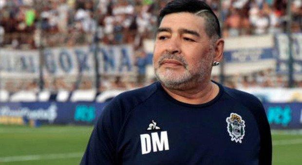 Diego Armando Maradona (Instagram)