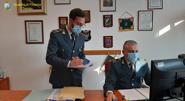 La Finanza di Treviso