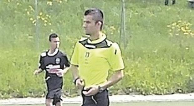 Arbitro picchiato per aver convalidato il gol del pareggio: 8 calciatori e 2 dirigenti a giudizio. Foto di archivio