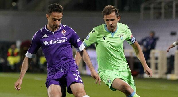 Fiorentina-Lazio dalle 20,45 diretta. Formazioni: Iachini con Vlahovic, Inzaghi si affida a Correa