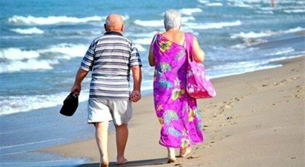 Sempre più anziani in provincia di Ascoli Piceno