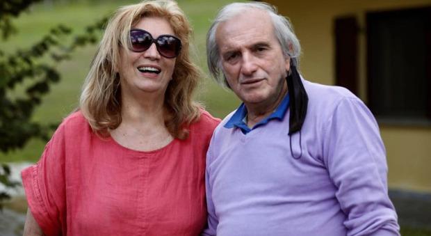 Dramma per Iva Zanicchi, morto il fratello: si era contagiato insieme a lei. «Ti ho amato come un figlio»