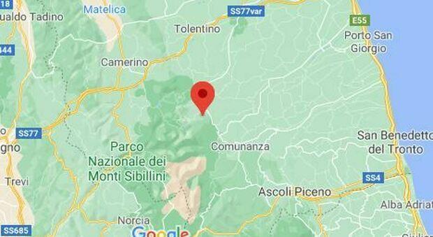 La terra trema ancora nel cratere: scossa di magnitudo 3.2 a Sarnano