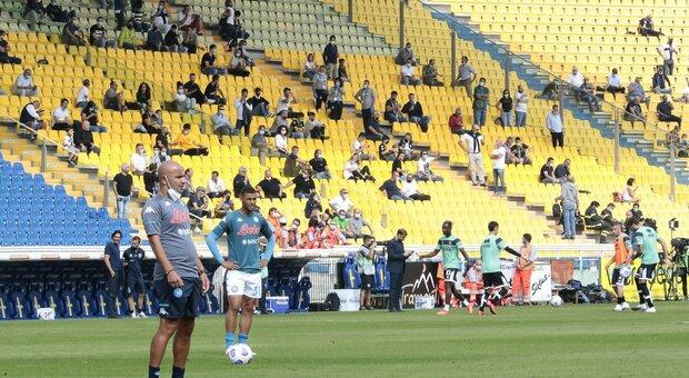 Uefa, fino al 30% degli spettatori negli stadi, ma l'ultima parola spetta ai singoli stati