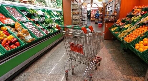 Senigallia, positivi al Covid se ne infischiano della quarantena e vanno al supermercato a fare la spesa: denunciati