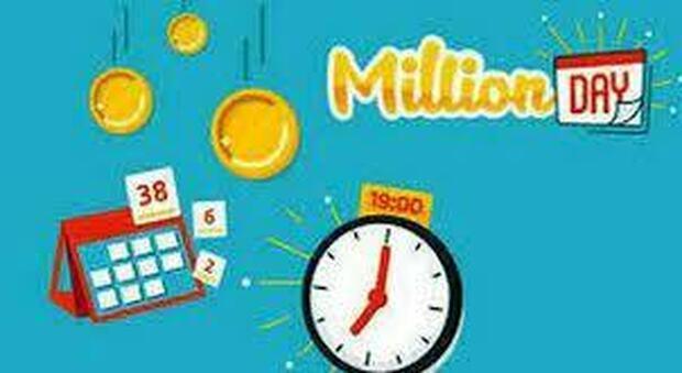 Million Day, i numeri vincenti dell'estrazione di oggi 13 maggio 2021